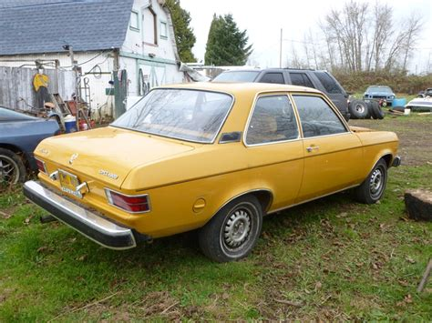 1971 opel ascona 1971 opel ascona photos informations articles
