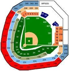 texas rangers map of stadium texas rangers ballpark
