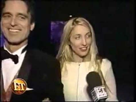 Carolyn Bessette Kennedy attends the 1998 Fire and Ice