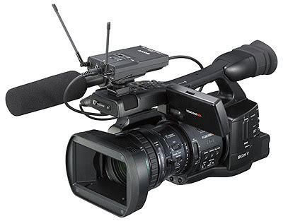Kamera Sony Xdcam 225 jem filmov 233 a techniky hd kamery sony pmw ex1 xdcam ex