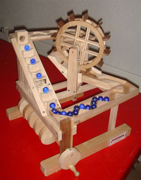 plans   wooden marble machine plans diy