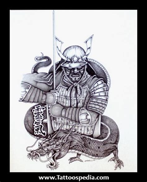 samurai tattoo designs for men japanese tattoos tattoospedia