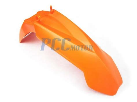 Mini Trail Ktm 50sx Orange ktm50 sx 50 junior 50cc sx fender plastic orange ps42