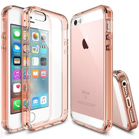 Ringke Slim Iphone 5 5s Se Casing Cover Bumper Hp Baby Skin jual ringke fusion iphone se 5 5s gold