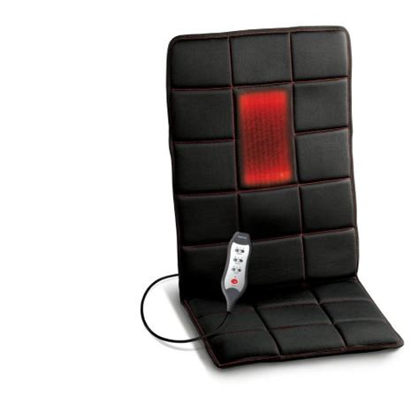 Homedics Mat With Heat by Masajes Relax Homedics Vc 150 Back Revitalizer Heated