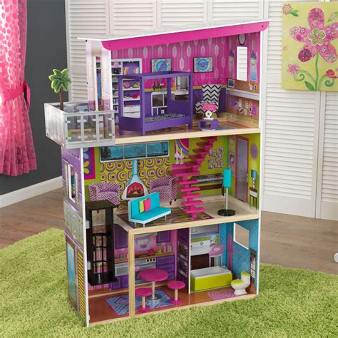 dollhouse house toy  accessories furniture doll play