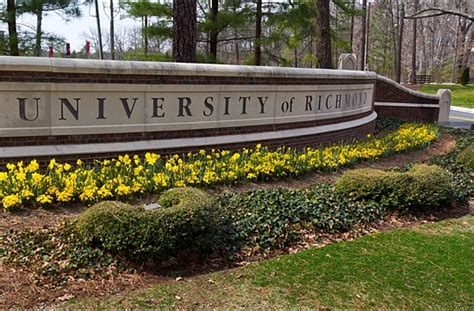 Of Richmond Executive Mba by Of Richmond Announces 2016 Commencement Speakers