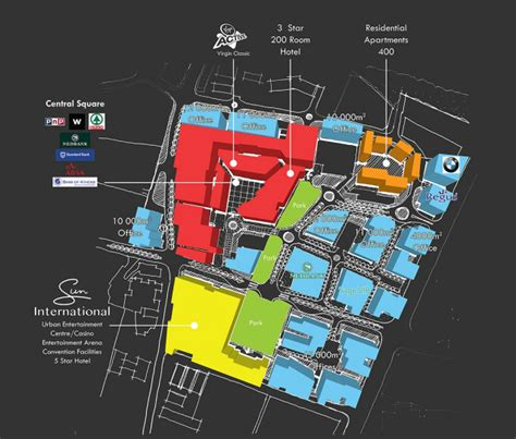 layout of maine mall r1 8 billion menlyn maine mall open for business