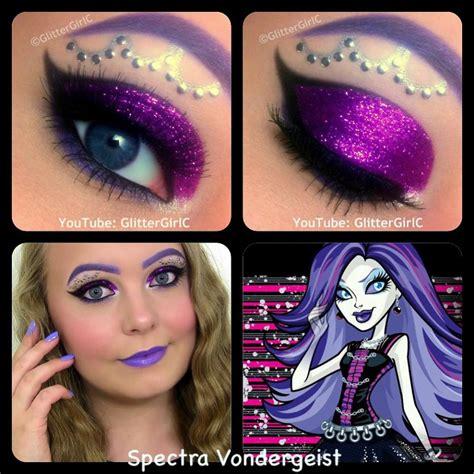 Lilo Stitch Halloween Costume Spectra Vondergeist Monster Makeup Glittergirlc