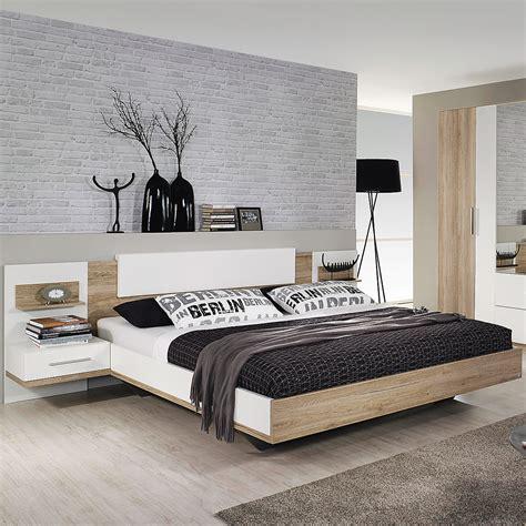 palettenbett weiß moderner bodenbelag