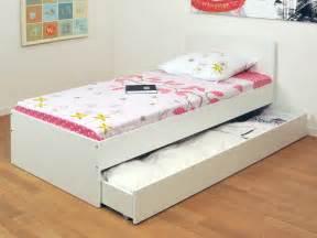 lit 1 personne avec tiroir et t 234 te de lit en bois nathan