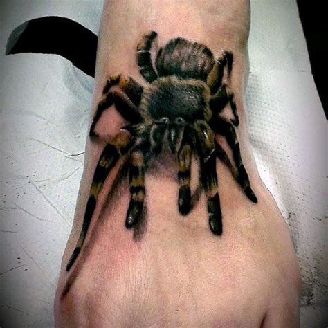 3d tarantula tattoo designs 70 tarantula designs for spider ink ideas