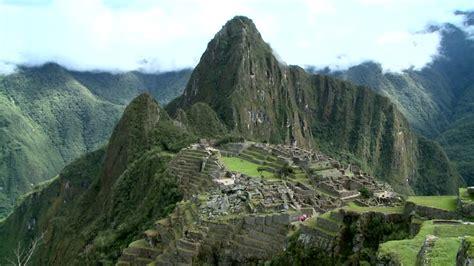 imagenes de paisajes incas ville des ruines machu picchu p 233 rou hd stock video