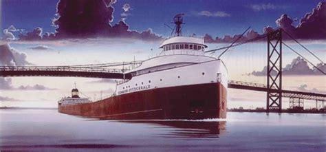 ss edmund fitzgerald sinking the sinking of the ss edmund fitzgerald irish america