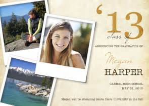 5 custom graduation announcement ideas graphics invitations and cards