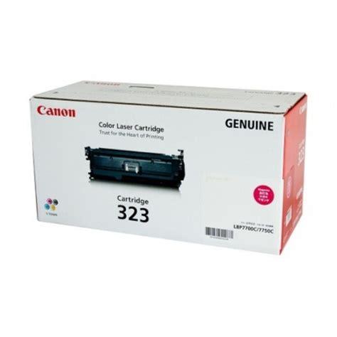 Canon Toner Ep329 Magenta Berkualitas canon cartridge 323 magenta toner cartridge
