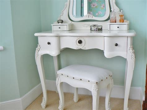white vanity table with mirror and bench white vanity table with mirror doherty house charming
