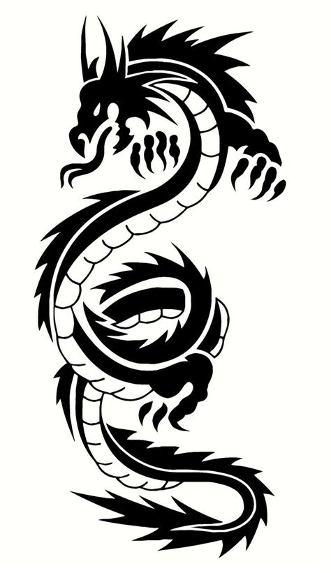 new dragon tattoo designs 37 best drawing black and images on