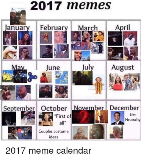 2017 memes january february march rl unite d 25 best memes about 2017 meme calendar 2017 meme calendar memes