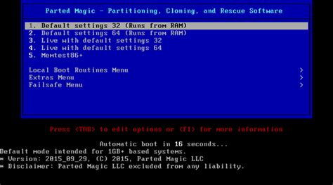 reset windows password chntpw how to reset windows local password with parted magic chntpw