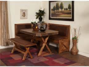 Dining Room Table With Bench Seat by Dining Room Table With Bench Seat Homesfeed