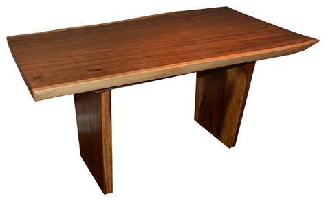 9 1886 live edge suar wood dining table 60 quot x 28 quot 32