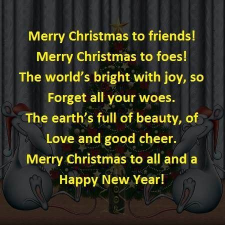 funny christmas poems  kids children seniors  recite christmas quotes funny christmas