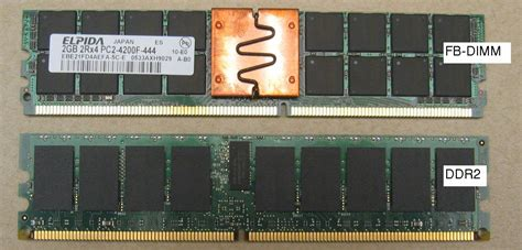 fb dimms ddr memory
