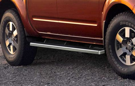 Nissan Frontier Running Boards by Iboard Running Board Side Steps Iboard Running Boards