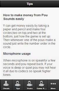 how to cheat pou with gameguardian v6 0 autos weblog download pou cheats google play softwares a1ldukwqoiah