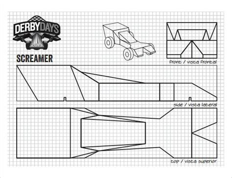 boy scout derby car templates 1207 best pinewood derby cars images on