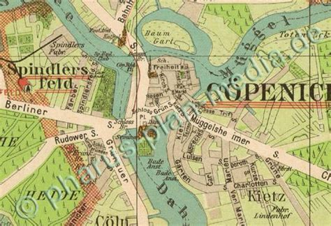 Gross Berlin by Pharus Pharus Historischer Stadtplan Berlin 1904 Gro 223