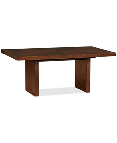 Macys Dining Tables Bari Dining Table Furniture Macy S