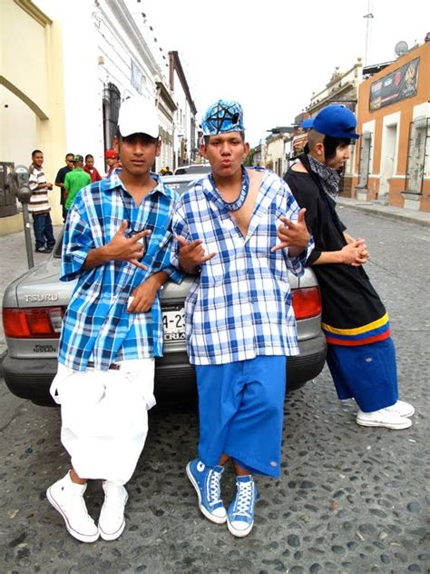 cholos mexicanos cholombianos an urban subculture in mexico
