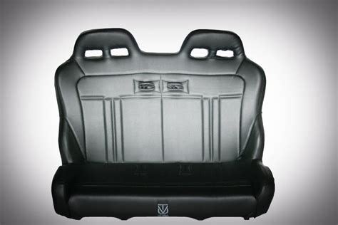 rzr bench seat utv mountain accessories rear bench seat for rzr 4 800