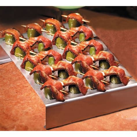 Jalapeno Popper Rack by Happy Jalapeno Grill The Green