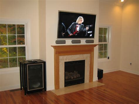 simsbury ct mount tv above fireplace home theater stratford ct home theater installation and tv over