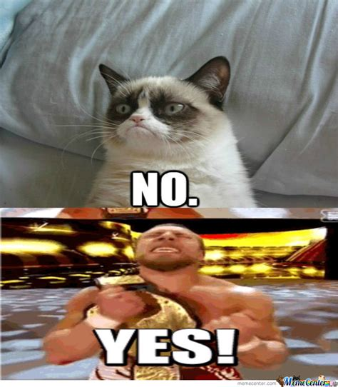 Daniel Bryan No Meme - daniel bryan counters by nokash meme center