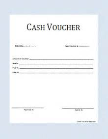 voucher templates free word s templates