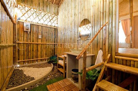 bamboo  bedroom bungalow  rawai phuketrenthousecom