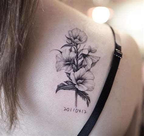rose of sharon tattoo 38 best images about tattoos on ribs on back