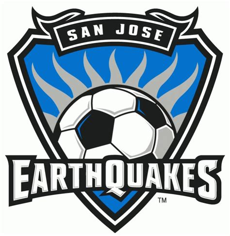 san jose earthquakes directions 17 best images about mls team logos on logos