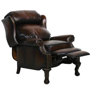 Recliner Chair Barcalounger Danbury Ii Recliner Chair Leather Recliner