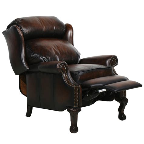 lounger recliner barcalounger danbury ii recliner chair leather recliner