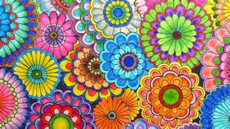 coloring pages for adults already colored adult coloring books color your stress away connect