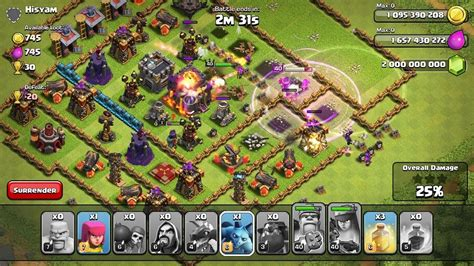 Coc Mod Game On Hax | clash of clans 9 256 19 unlimited mod hack apk on hax