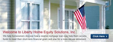 liberty home equity solutions changing lives since 2003