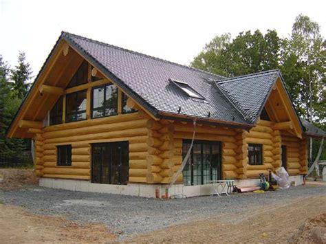 Montagehaus Preise by Planung Montage Der Rundstammh 228 User Das Holzhaus
