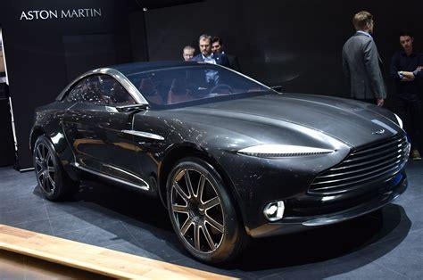 aston martin truck aston martin dbx concept a crossover from bond s brand