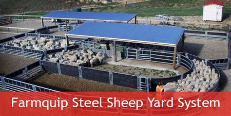 farmquip new zealand cattle handling equipment sheep
